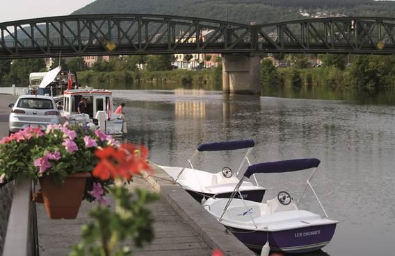Location bateaux électrique Vireux-Wallerand