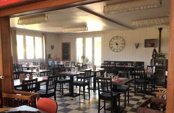 Salle restaurant Mon Idée