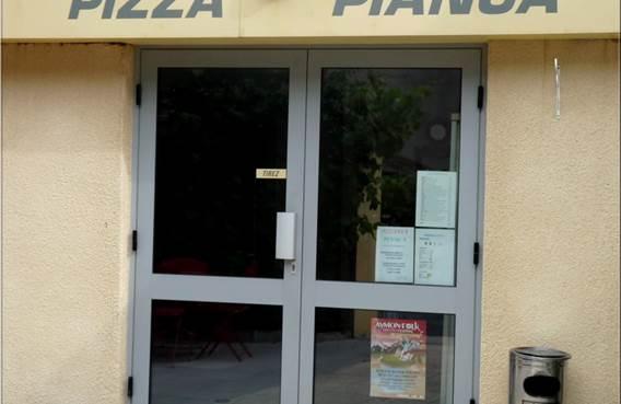 Pizza Pianca