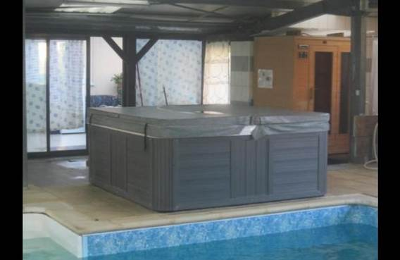 Gîte Manola, maison avec jardin entre Charleville-Mézières et Verdun, piscine chauffée - Fossé - Ardennes