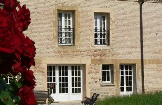 Chambre d'hôtes dans le corps de logis d'une ancienne ferme - Tagnon - Ardennes