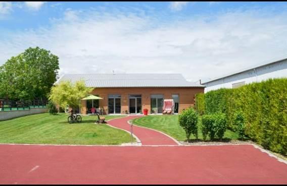 Le Terrier Ensoleillé, maison exposée plein sud avec piscine, salle de sport et sauna - Ménil-Lépinois - Ardennes