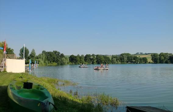 Lac de Douzy