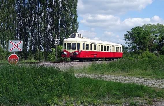 Train touristique d'Attigny