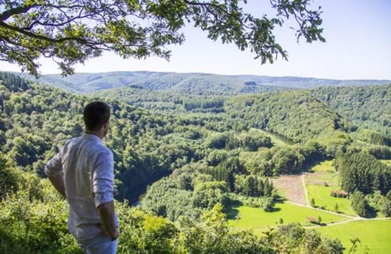 Point de vue du Liry Tournavaux