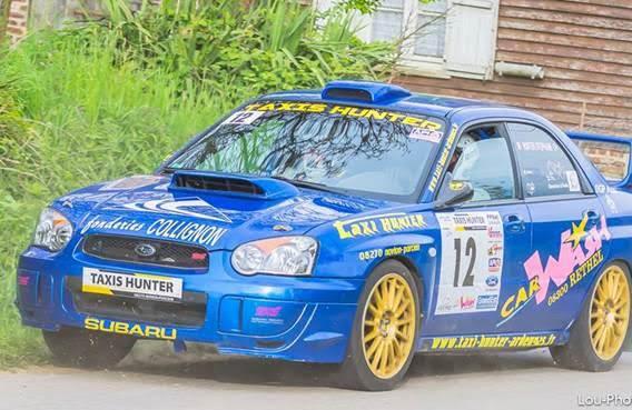 Rallye auto national des ardennes