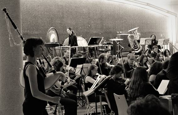 Concert de l'Orchestre du Festival de Boult-aux-Bois