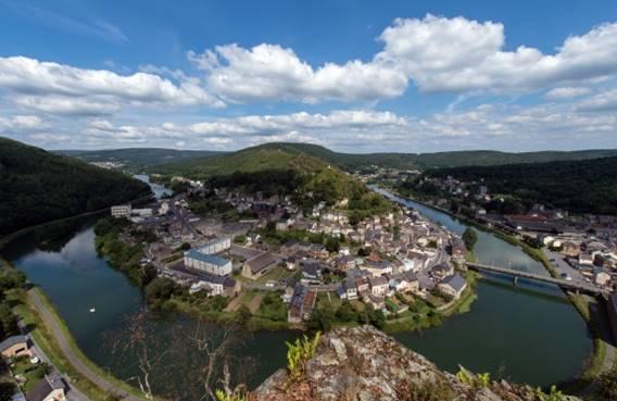 Point de vue Bogny-sur-Meuse