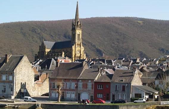 Ville de Fumay