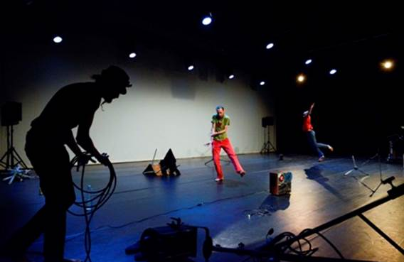 Spectacle danse : Pour en découdre