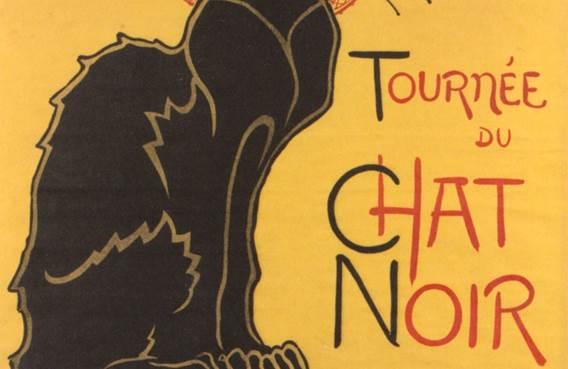 Le cabaret du chat noir : Entre marionnette et poésie