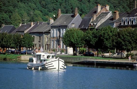 Croisières sur la Meuse