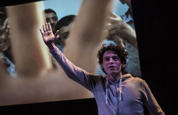 Théâtre/Vidéo : Crocodiles