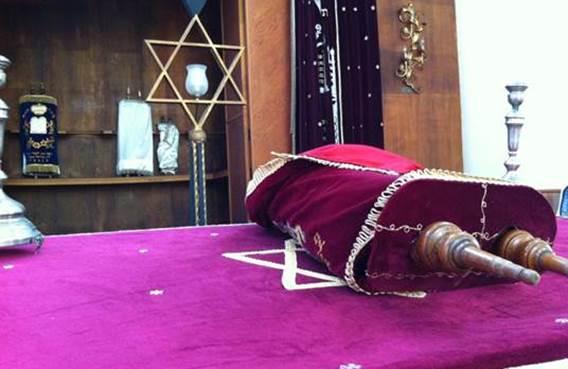 Unique synagogue des Ardennes