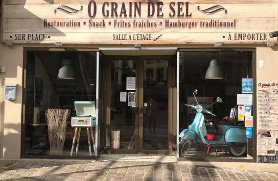 Ô Grain De Sel
