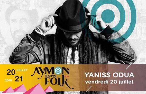 Yaniss Odua vendredi 20 juillet