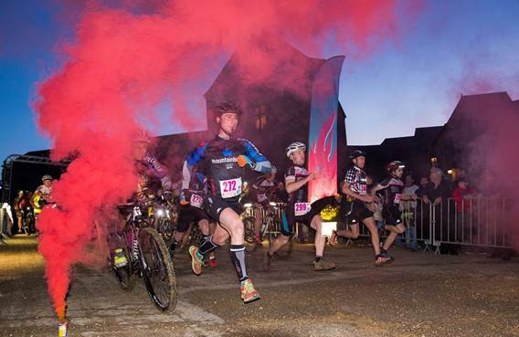 Bike and Run de Noel