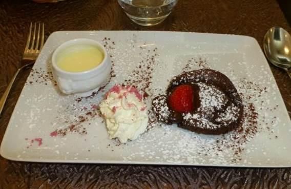 dessert tout va bien