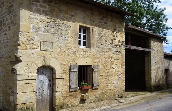Maison du Laboureur - Façade