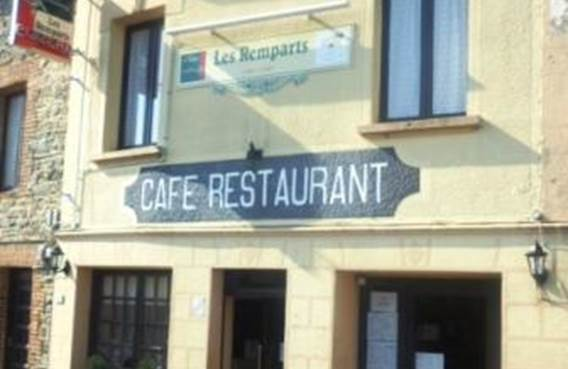 Les Remparts Restaurant pizzeria
