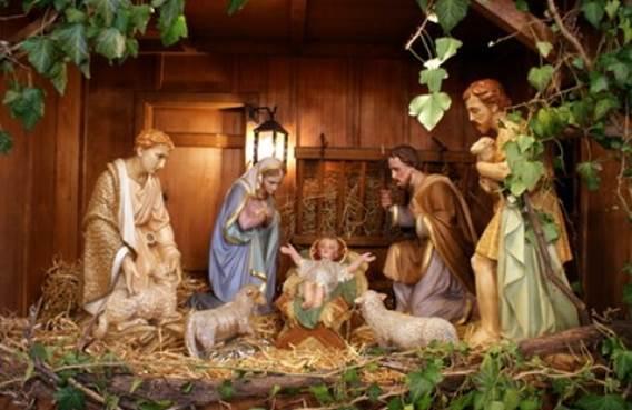 Le chemin des Crèches à Chesnois Auboncourt