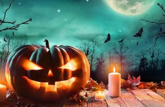 Soirée Halloween organisée par l'association des parents d'élèves de Thilay