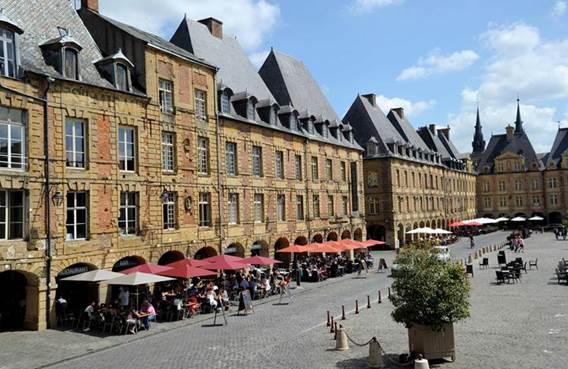 La Place Ducale © David Truillard