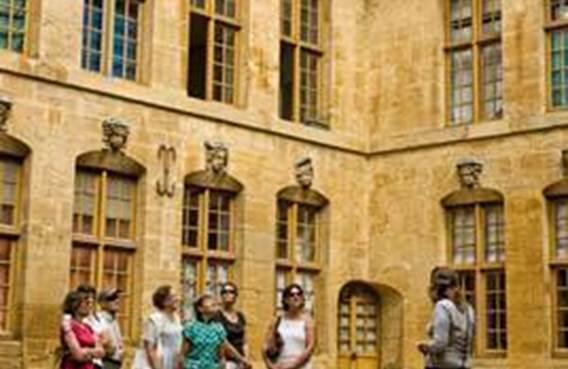Visite guidée VAH:Les styles de façades aux XVIIè et XVIIIe