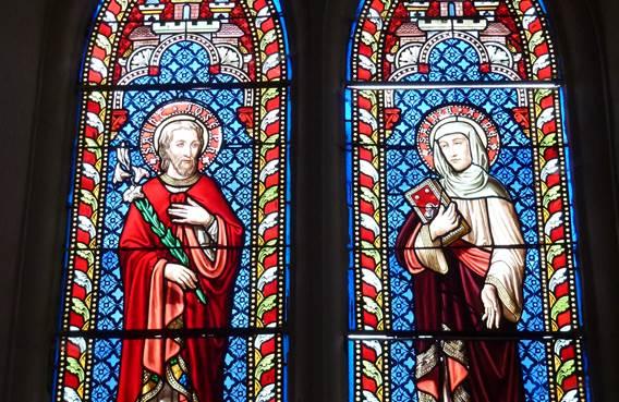 vitraux Dommery