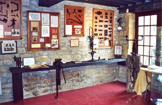 Musée du vieux Warcq et de la tour de l'eau