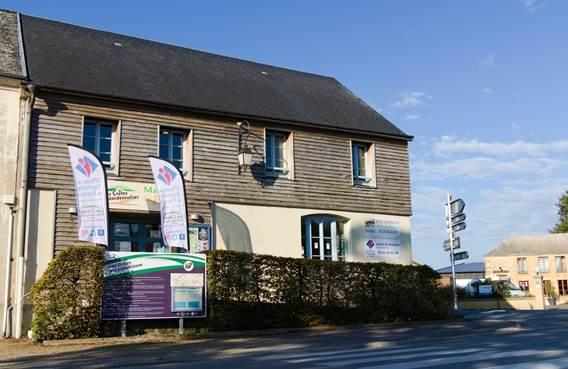 Office de Tourisme des Crêtes Préardennaises - Façade