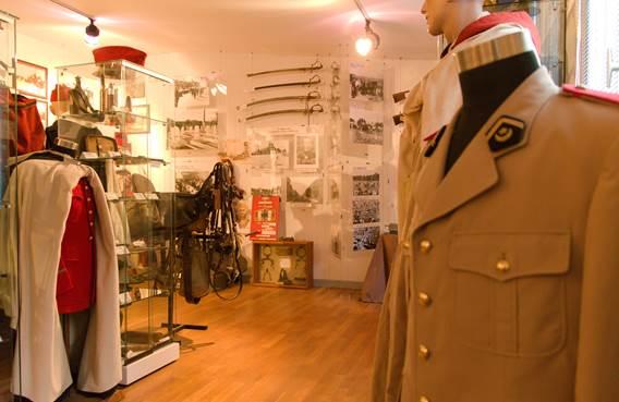 Musée des spahis - costumes et collection