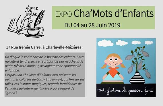Exposition: Cha'Mots d'Enfants
