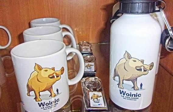 Boutique de produits ardennais et souvenirs Woinic