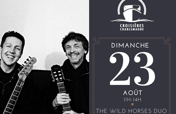 The Wild Horses duo