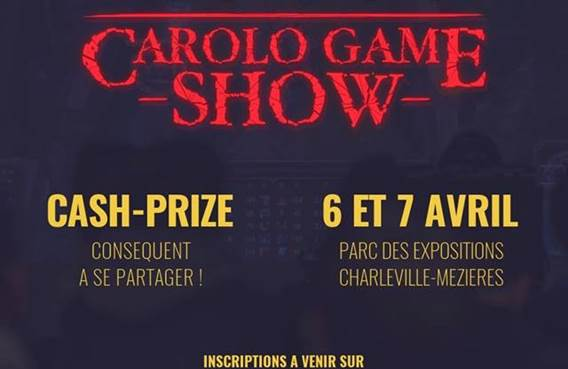 Salon Carolo Game Show