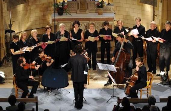 Concert des Musicales de Louvergny