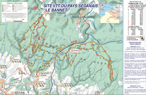 Site VTT du Pays Sedanais