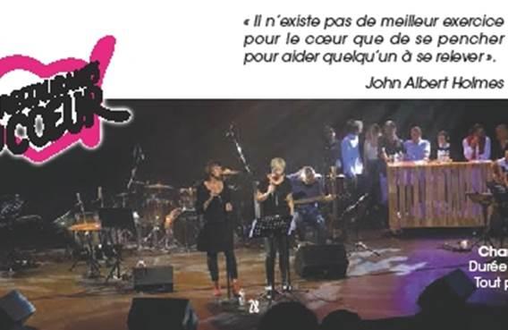 Concert pour les restos du cœur