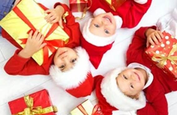 Noël des enfants Thilay