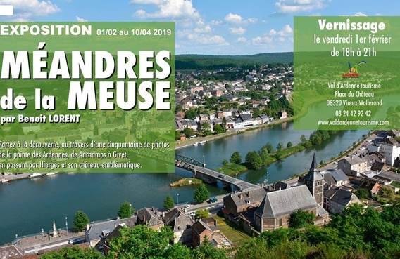 Exposition : Les Méandres de la Meuse