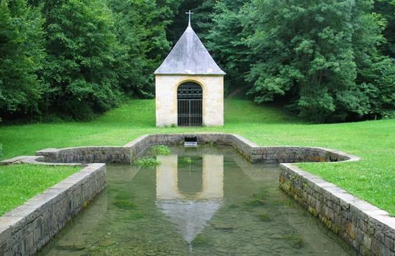 Chapelle Saint Roger d'Elan
