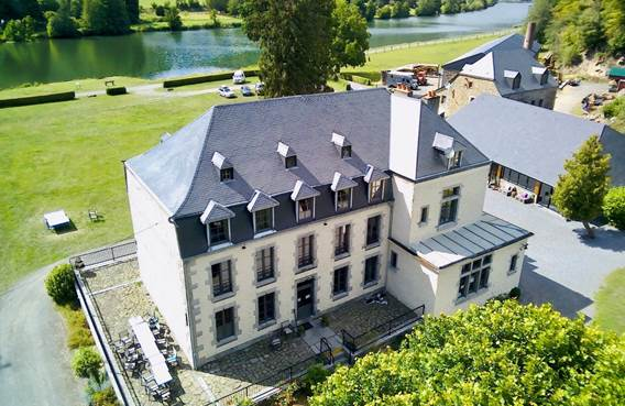 Vue extérieure Domaine Château le Risdoux