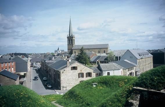 église de rocroi