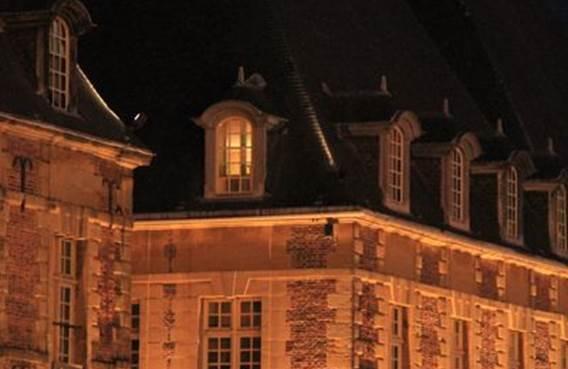 lanternes place ducale