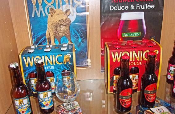 Bières Woinic