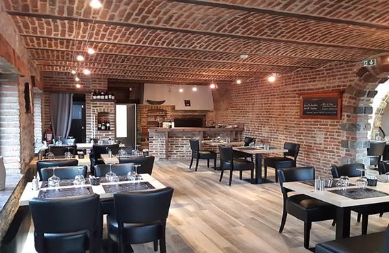 Salle restaurant Auberge de la Voûte