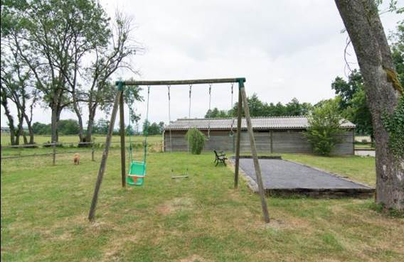 Appartement à 8kms de Charleville-M., piscine, accueil équestre, prêt de VTT - Haudrecy - Ardennes