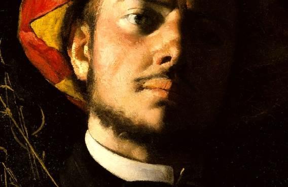 Portrait Verlaine