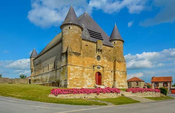 Eglise St Juvin